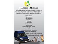 I&S Transport & Courier Services (rubbish removal / house clearance)
