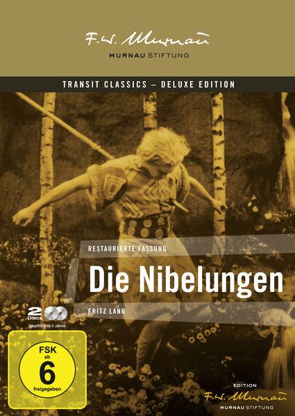 Die Nibelungen - 1924 - Regie Fritz Lang - DVD - Neu u. OVP