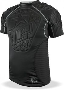 Paintball armoured top and shorts.