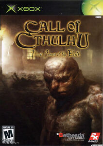 Looking to buy / Achat Call of Cthulhu Original Xbox
