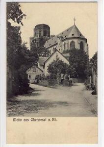 AK Oberwesel, Kirche, 1910 - <span itemprop=availableAtOrFrom>Karnabrunn, Österreich</span> - Rücknahmen akzeptiert - Karnabrunn, Österreich