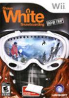 BRAND NEW - SHAUN WHITE SNOWBOARDING - ROAD TRIP (Wii)