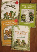 Complete Set of FROG AND TOAD Books! $10