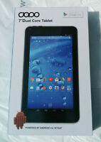 "Brand New 7"" Tablet, 1.5 GHz dual core cortex A7  Android 4.4"