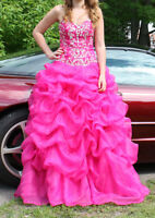 Size 4 Ball Gown Prom Dress