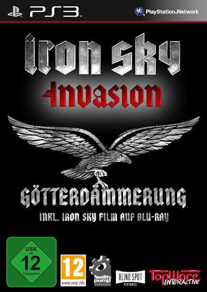 Iron Sky Invasion Götterdämmerung Edition PS3 * NEW SEALED PAL *