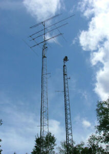 Wanted: Antenna Tower Delhi Wade DMX etc.