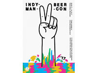 Indyman Beer Con - Sat 30th Sept - Ticket for collection