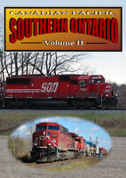Canadian Pacific Southern Ontario Vol 11