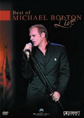 Best of Michael Bolton Live DVD NEUF SOUS