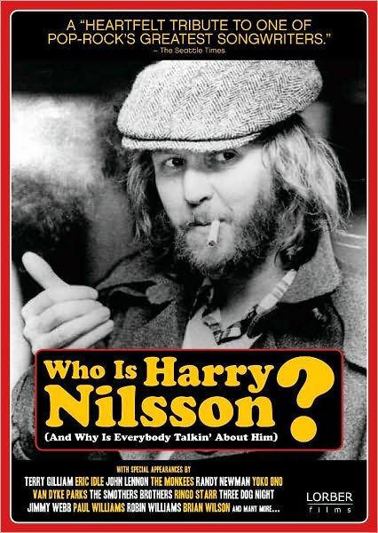WHO IS HARRY NILSSON - DVD - Region 1 - Sealed