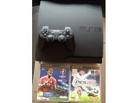 PS3 slim 160GB model excellent condition