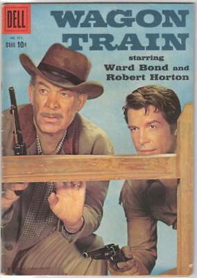 Wagon Train TV Series Four Color Comic Book #971 Dell Comics 1959 FINE