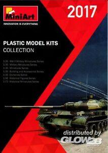 CATALOGO-MINIART-2017-plastica-modello-Kit-Collection-52-PAGINE-NUOVO