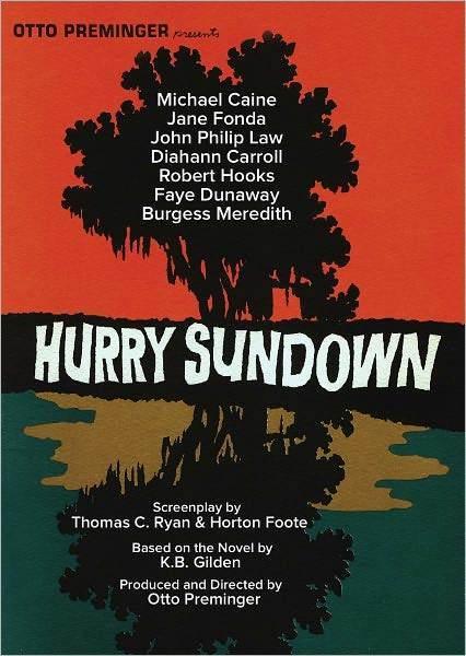 HURRY SUNDOWN (Michael Caine) - DVD - Region 1