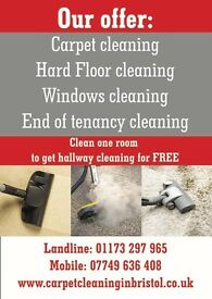 Carpet Cleaning Private & Commercial - End Of Tenancy Cleaning