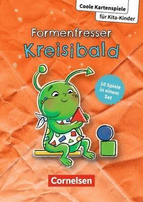 ür Kita-Kinder / Formenfresser Kreisibald (Coole Spiele, Mathematik)