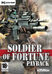 Soldier Of Fortune: Payback (PC)
