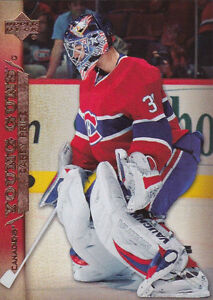 CAREY PRICE .... 2007-08 Upper Deck Young Guns .... ROOKIE CARD