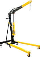 2 ton engine hoist rental (lifting magic) leveler and chains