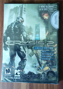 Crysis 2 Limited Edition for PC Kitchener / Waterloo Kitchener Area image 1