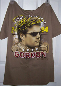 Jeff Gordon Nascar Racing Large Tee Shirt London Ontario image 2