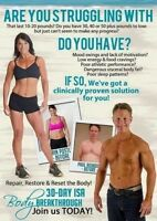 Isagenix free shipping & promotions available