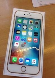 iPhone 6S 128GB GOLD UNLOCKED BRAND NEW