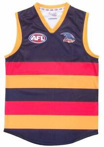 AFL Adelaide Crows Mens Jersey Small Kempsey Kempsey Area Preview