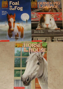 2 sets of 3 Animal Ark Chapter Books London Ontario image 2