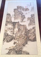 Original Chinese Landscape Watercolor Painting