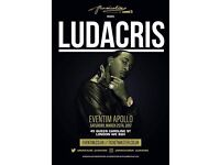 *2x Seated Tickets for Ludacris Live* - at Eventim Apollo London - 25th March 2017 - GREAT SEATS!!!