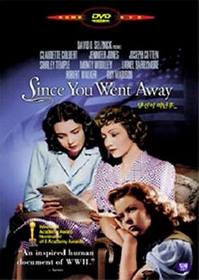 Since You Went Away (1944) Claudette Colbert [DVD] FAST SHIPPING
