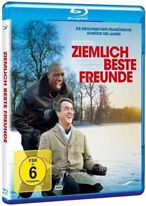 Ziemlich beste Freunde - Francois Cluzet - Omar Sy  -  Blu-ray - NEU & OVP