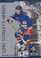 Carte Lord stanley's heroes 1997 (sport,carte,hockey)