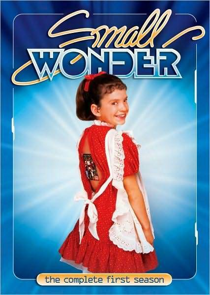 SMALL WONDER: COMPLETE FIRST SEASON (Dick Christie) - DVD - Region 1 Sealed