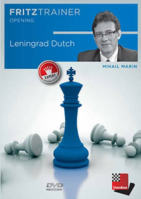 Leningrad Dutch   Mihail Marin Chess Software