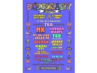 Boundary festival Brighton ticket