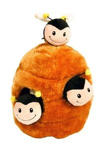 Dog Puppy Toy Interactive puzzle and boredom toy Petface Bert's Beehive dog toy