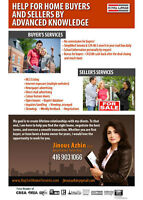 Help for home buyers and sellers by advanced knowledge