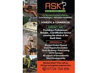 A.s.k?drainage and groundworks solutions