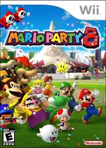 Mario party 8 - Wii *mint*