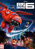Disney's Big Hero 6 (DVD)