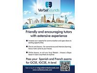 Spanish and French GCSE tutoring