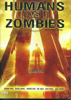 Humans Vs Zombies w/ Comic Book DVD