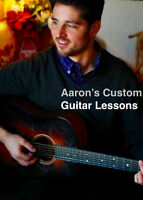 Aaron's Custom Guitar Lessons and School of Guitar