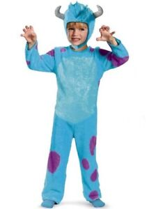 Sully costume 3t
