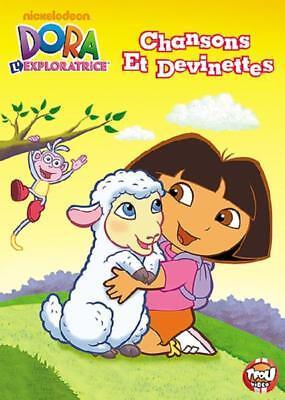 Dora L'Explorer Staffel 8 Lieder und Ratespiel DVD Neu Versiegelt ()