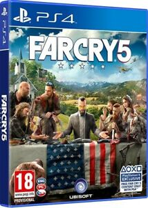 Far Cry 5 - PS4 (Sealed) - SAVE $$$