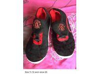 Men's Manchester United slippers
